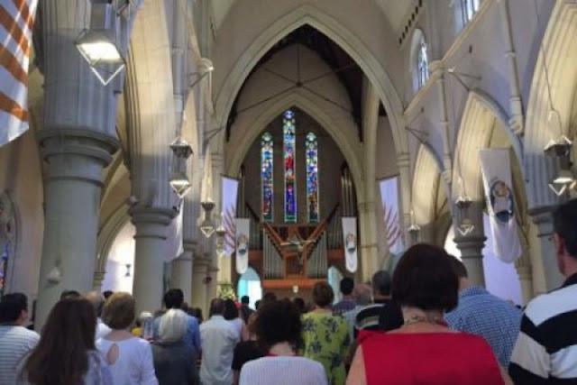 Gereja Anglikan Australia Malu Dengan Ribuan Pelecehan Seksual