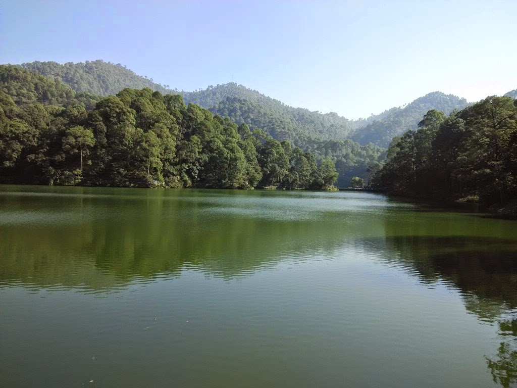 sattal lake