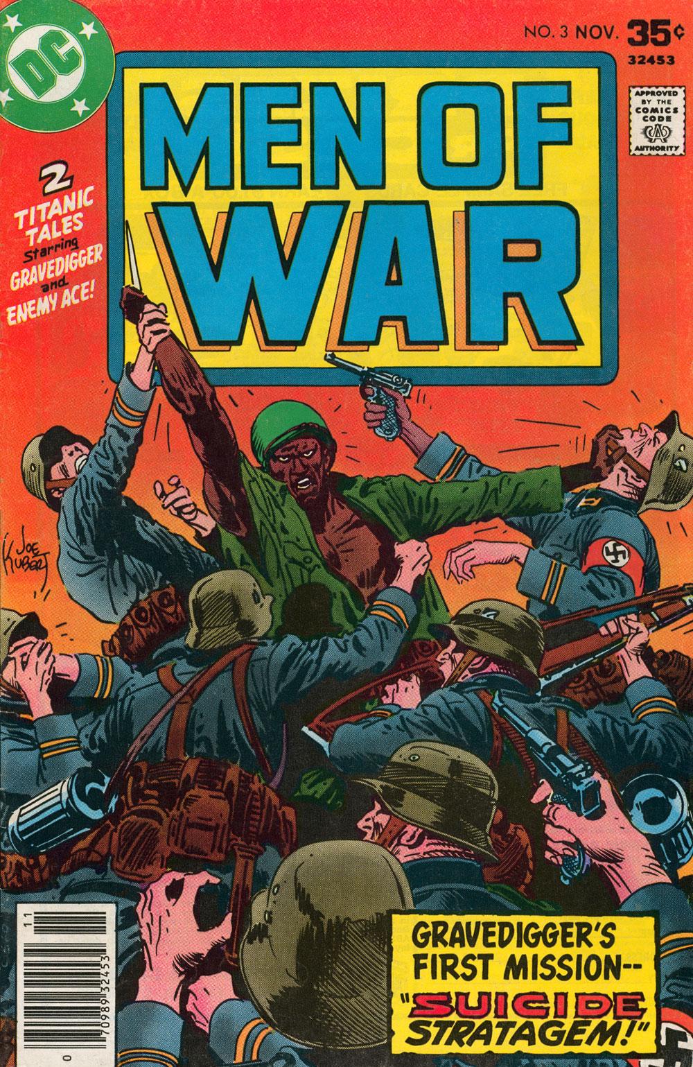 Men of War 3 Page 1
