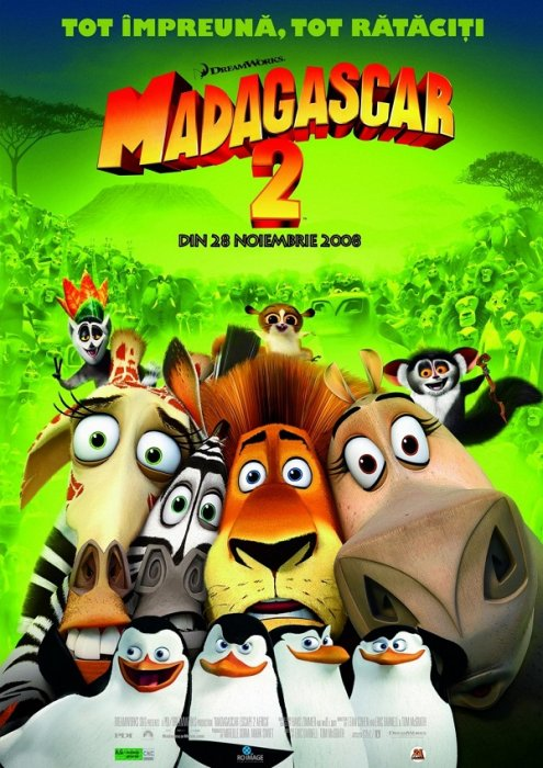 The Madagascar Penguins in a Christmas Caper Online Free