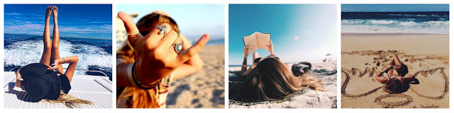 menina com chapéu na praia, menina lendo um livro na praia, menina fazendo anjo