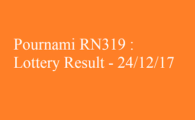 Pournami RN319