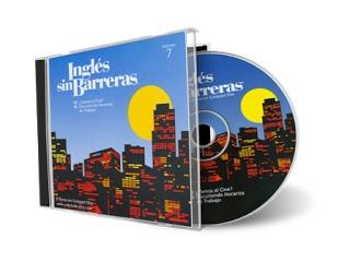 Inglés Sin Barreras – Audio CD 07