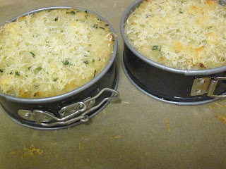 Risotto Tart Revisited