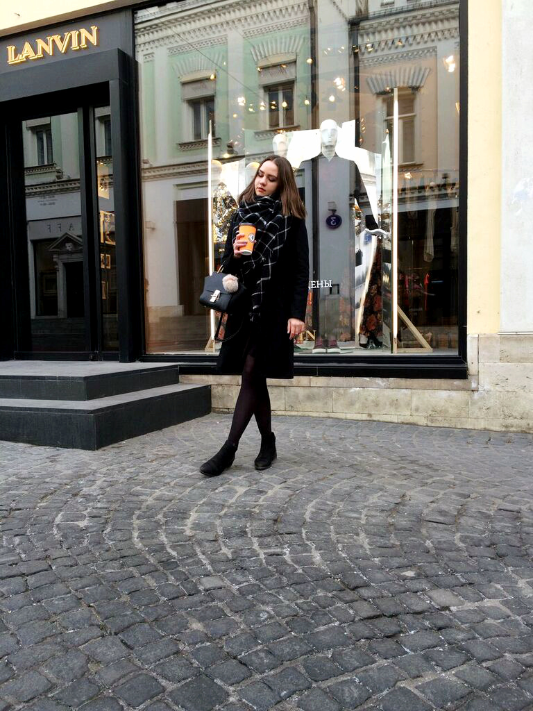 Alina ermilova | Fashion Blogger | Winter Style