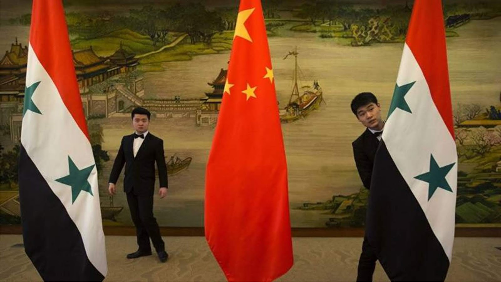 Media China di Suriah adalah skenario mimpi buruk bagi Amerika Serikat