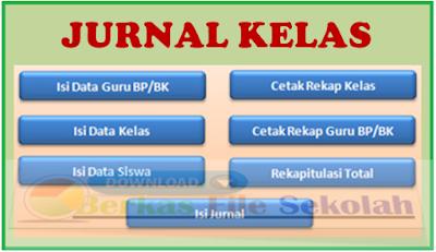(Download) contoh jurnal kelas kurikulum 2013 - Berkas File Sekolah