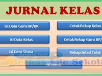 (Download) contoh jurnal kelas kurikulum 2013   Berkas File Sekolah