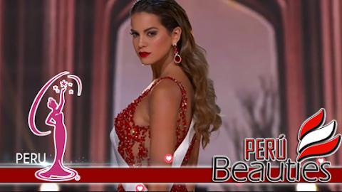 Miss Universe 2016 | Perú en preliminares