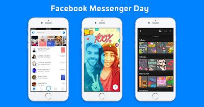 Penyederhanaan Facebook Messenger pada 2018