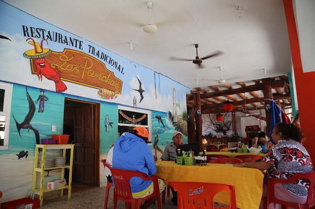 las pachas restaurant  holbox,yucatan, mexico