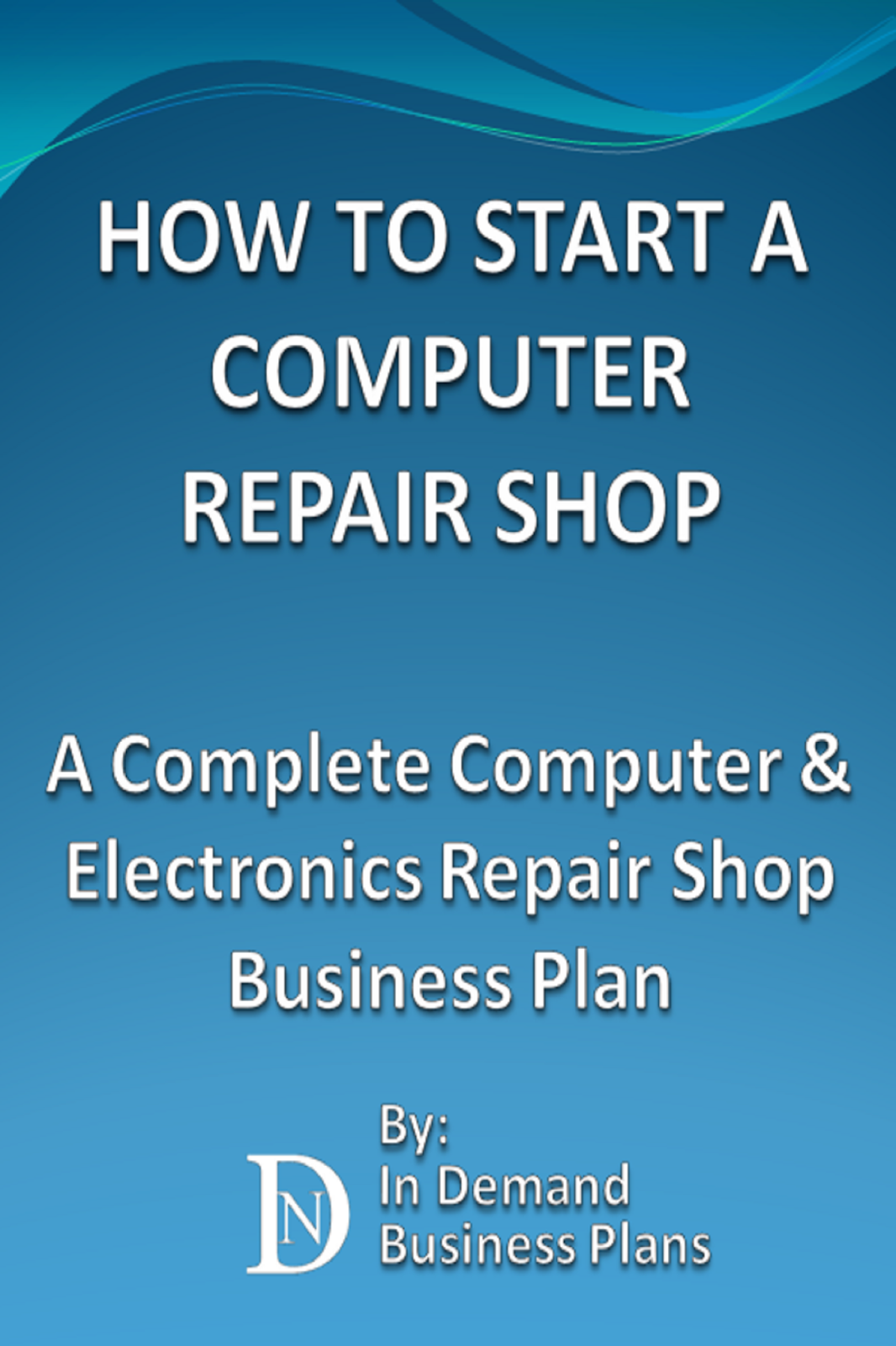 Computer Store Business Plan
