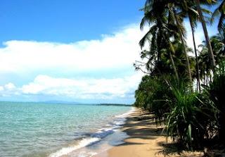 tempat wisata di Bangka Belitung pantai penyak
