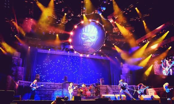 IRON MAIDEN: Οι απαγορεύσεις της Κινεζικής κυβέρνησης για το live της μπάντας στο Πεκίνο