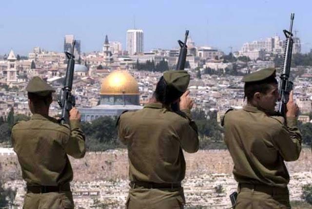 Miris!! Hasil Riset: Ribuan Muslim Jadi Tentara Israel