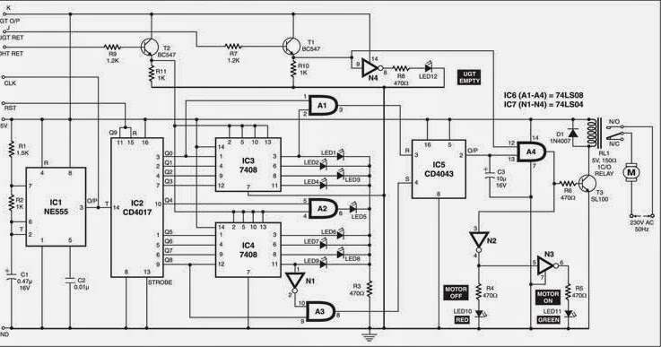 Wiring & diagram Info: Intelligent Water Pump Controller