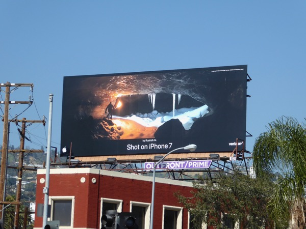 Shot on iPhone 7 Rualridh M billboard