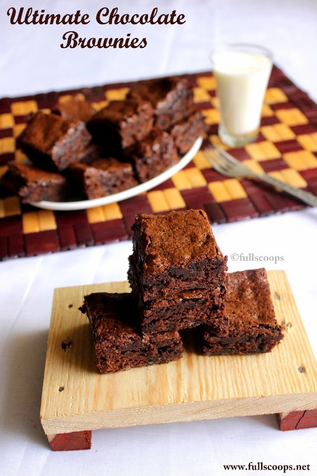Ultimate Brownie