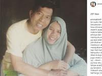 Istri Muda Kiwil Posting Foto Mesra Dengan Suami, Istri Tua Malah Curhat Begini Yang Bikin Netizen Terenyuh