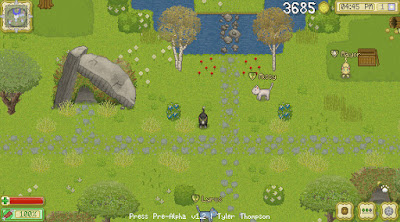 Cattails - Become a Cat! Screenshot 1