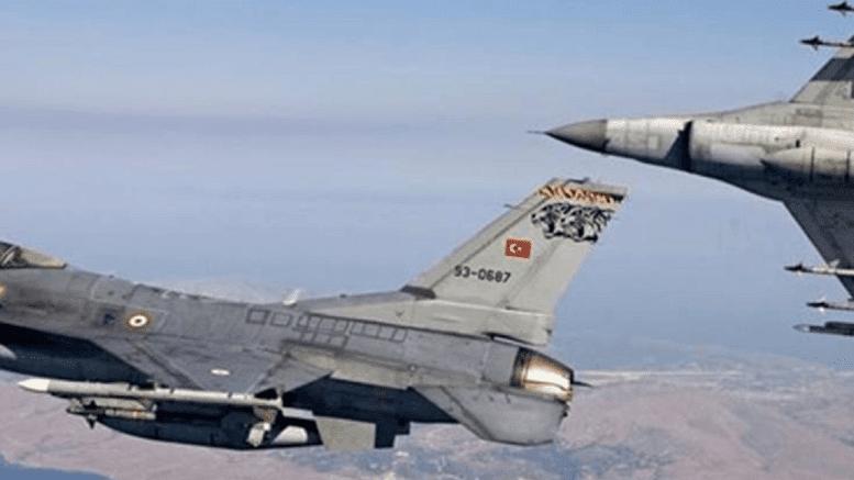 Προκλήσεις και στο Αιγαίο: Οπλισμενα τουρκικά πολεμικά αεροσκάφη παραβίασαν τον ελληνικό εναέριο χώρο