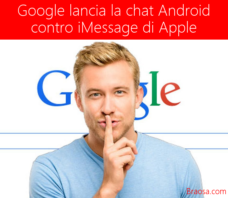 Google avvia la chat per dispositivi Android
