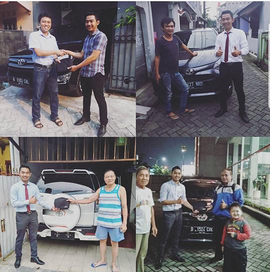 Toyota Summarecon Serpong Tangerang 2017