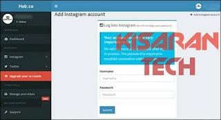 Cara DM Instagram di PC Tanpa Aplikasi