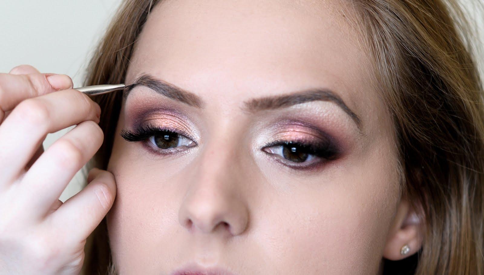 Stilizarea De Sprancene Suzana Visan Professional Make Up Artist