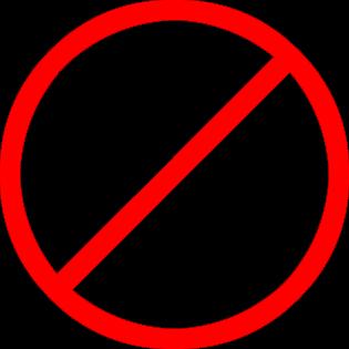 .png: No smoking (transparent background)