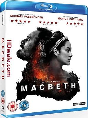 Macbeth Full Movie Download (2015) HD 1080p & 720p BluRay