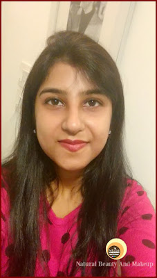 Wearing Lakme 9-5 Lip Liner Red Alert With Maybelline Tropical Punch Lip Balm