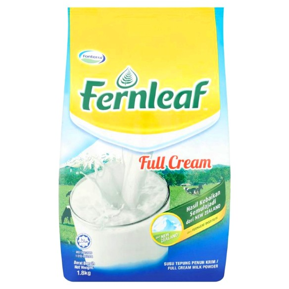 susu fernleaf instant full cream