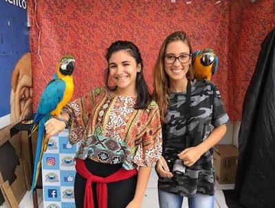 Pet Shop Bicho Legal do Shopping Jardim Guadalupe recebe o 'Encontro de Animais Silvestres'