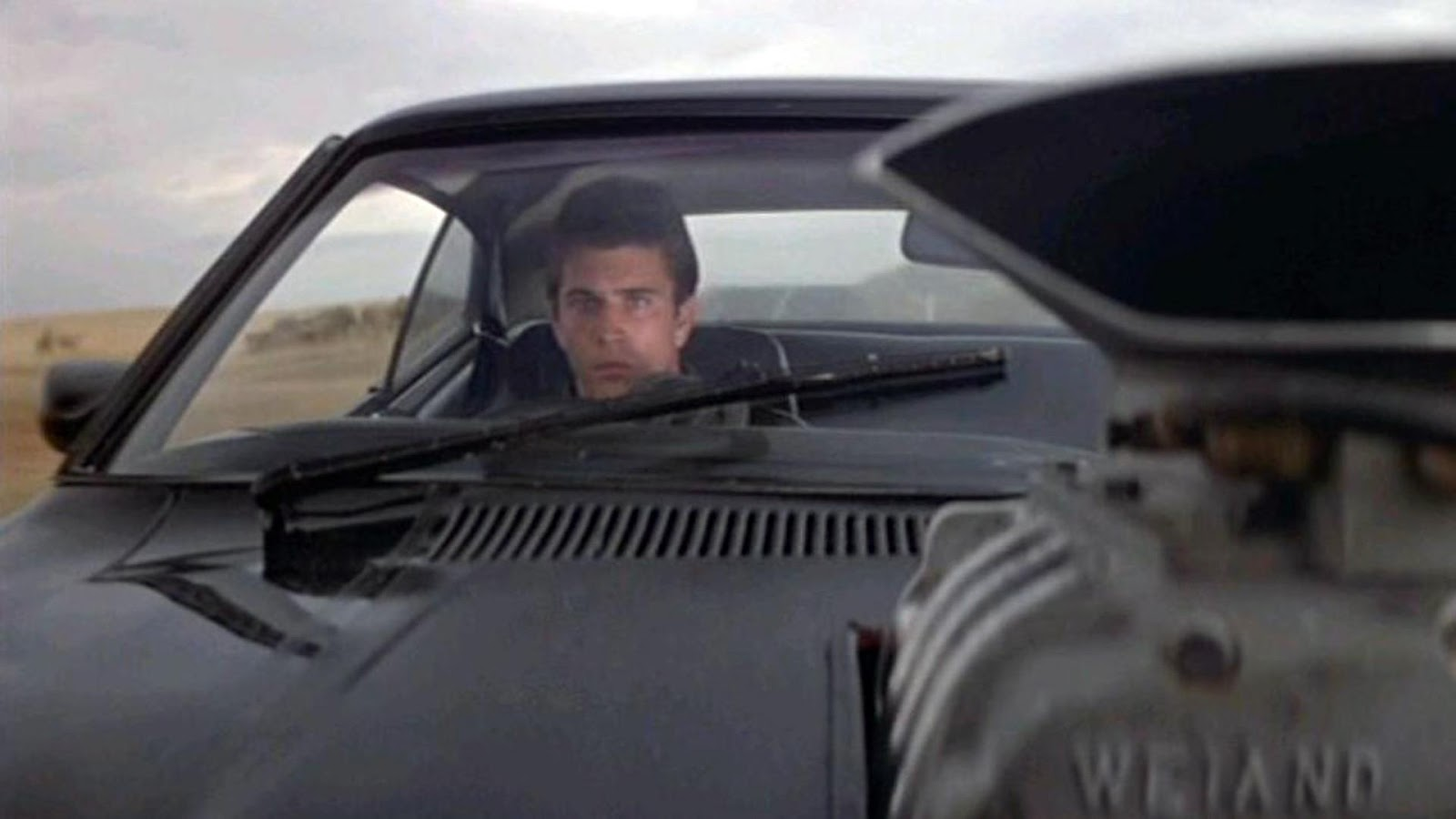Night Rider Car Wallpapers Movie Review Mad Max 1979 The Ace Black Blog