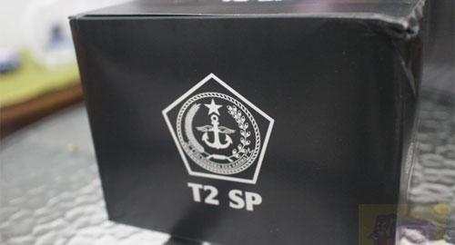 BOX : Ini foto saya ambil dari Google. Seperti inilah kotak Ransum TNI Siap makan kode T2SP dalam kemasan box berloho TNI.  Saya sudah cek produk ini banyak dijual online.  Gambar dari Internet