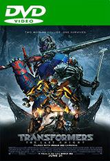 Transformers 5: El último caballero (2017) DVDRip Latino AC3 5.1