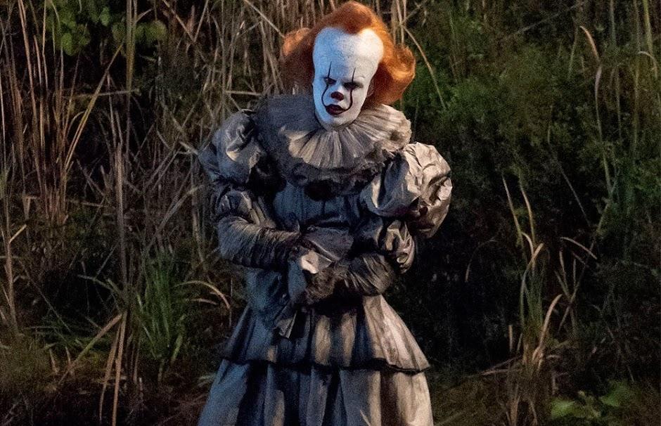 Bill Skarsgard como Pennywise