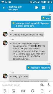 PT EXCEL METAL INDYSTRY
