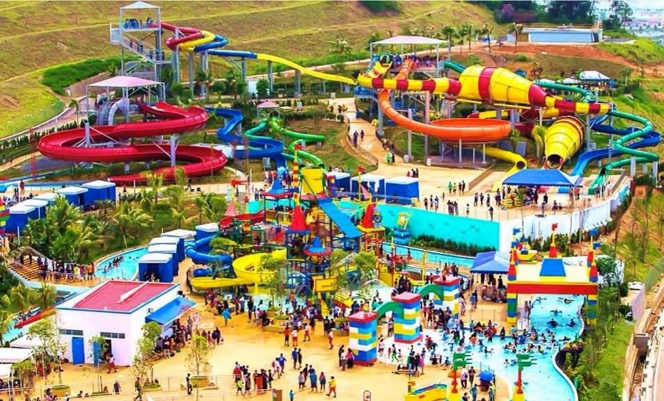 Parque Legoland Water Park Califórnia