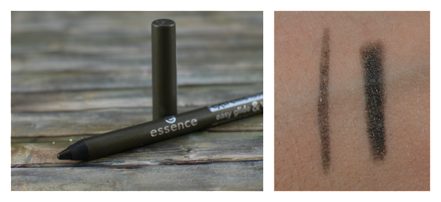 Essence extreme lasting eye pencil easy glide & waterproof 04 nighttime in the jungle Swatch