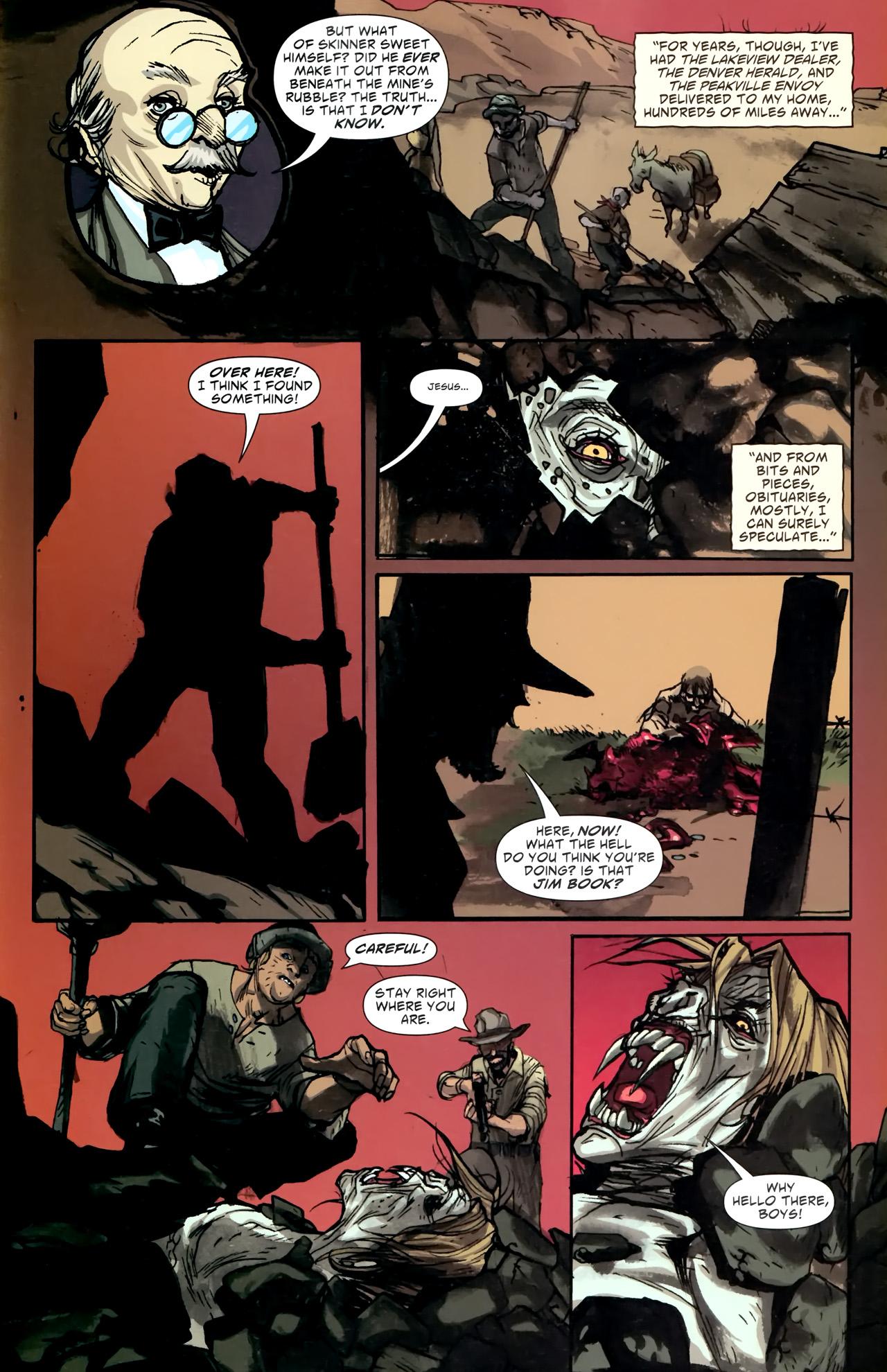 Read online American Vampire comic -  Issue #5 - 24