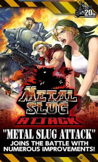 Metal Slug Attack Mod Apk 2.1.0 (Unlimited Money) Update terbaru 2017