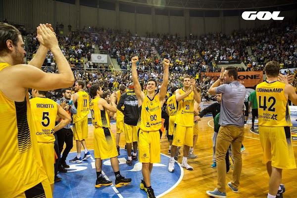 El Iberostar Tenerife jugará las semifinales de la Basketball Champions League en GOL