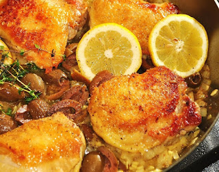 Lemon Garlic Chicken by jefferyw