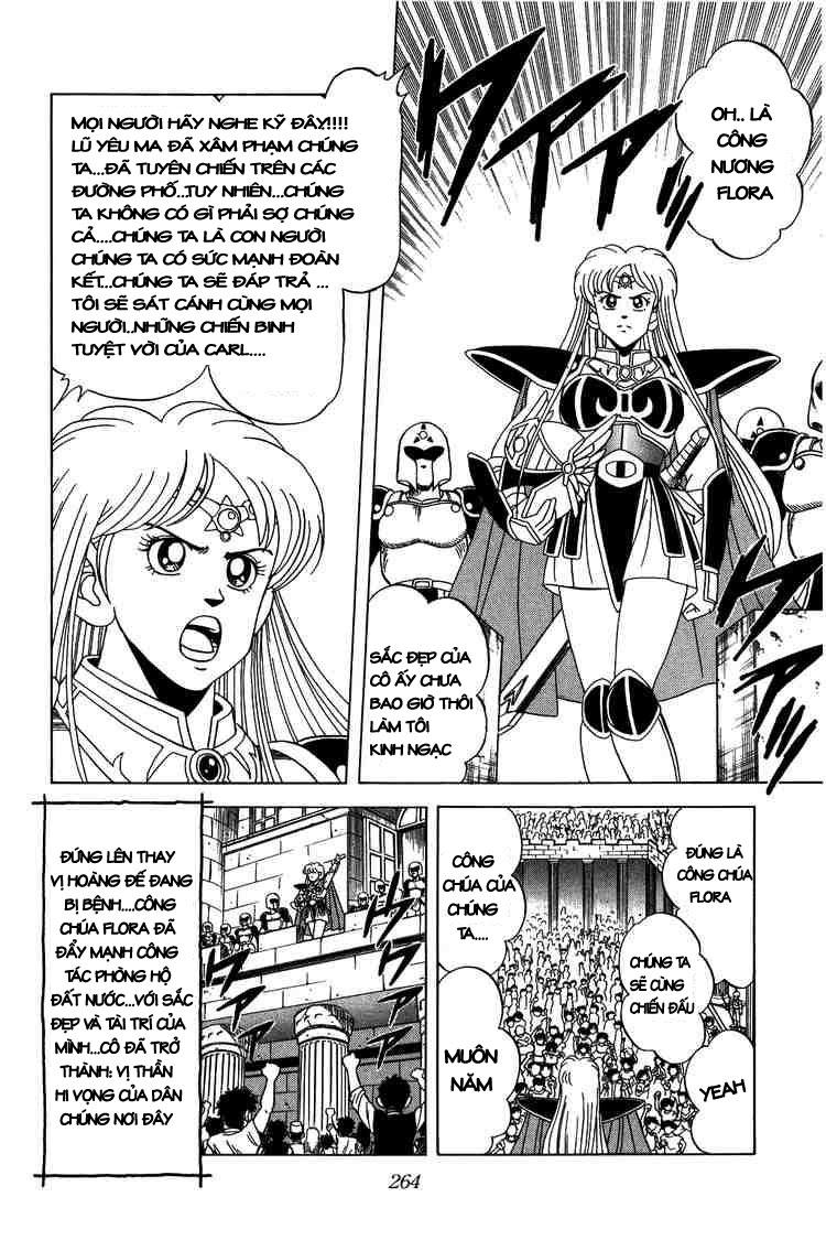 Dấu ấn rồng thiêng chap 119 trang 3