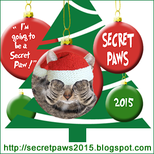 We are going to be Secret Paws