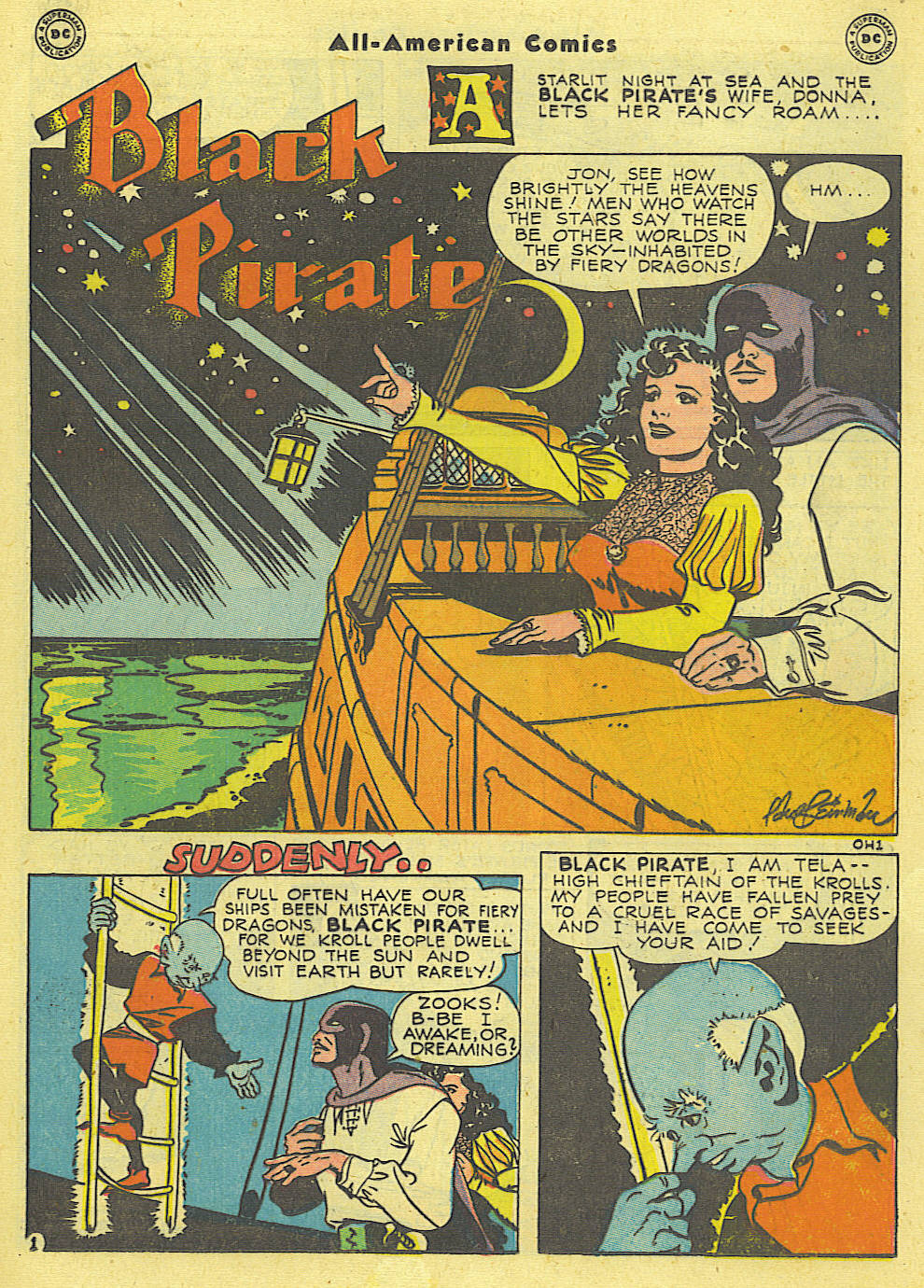 Read online All-American Comics (1939) comic -  Issue #83 - 31