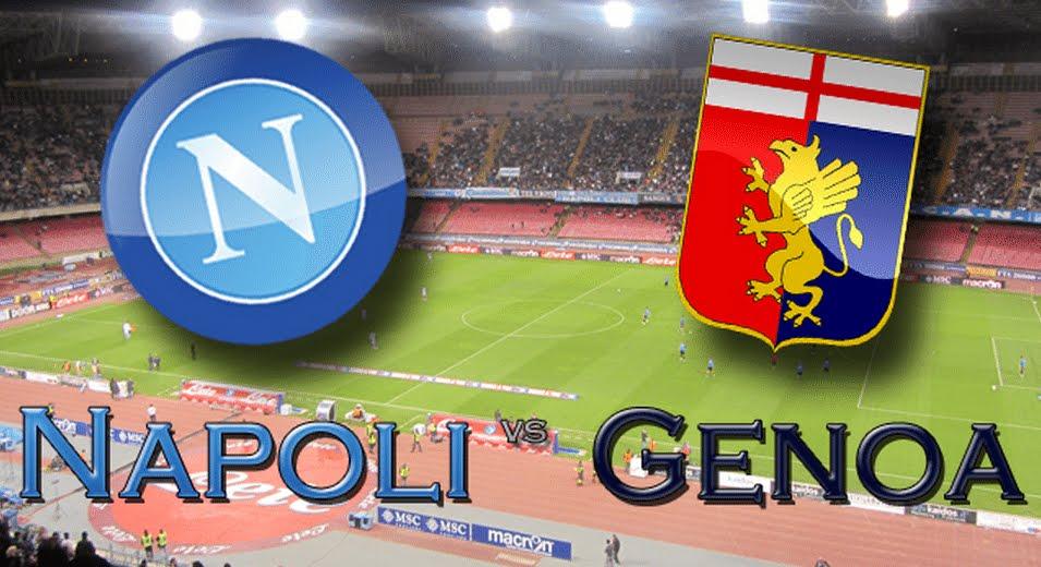 Napoli-Genoa Video Streaming: dove vedere la partita gratis in diretta tv