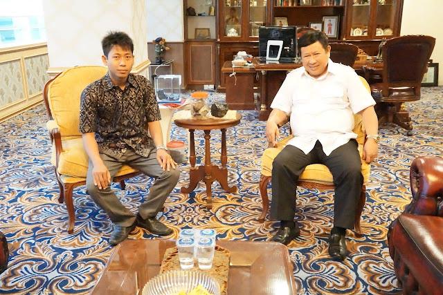 Susno Segarkan Peradaban Gerakan Pemuda dan Mahasiswa Sumatera Selatan